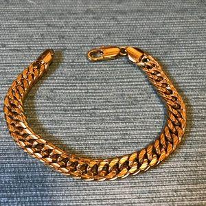 Cuban link style
